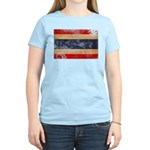 Thailand Flag Women's Light T-Shirt