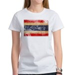 Thailand Flag Women's T-Shirt