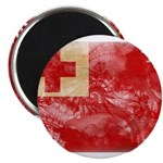 Tonga Flag Magnet