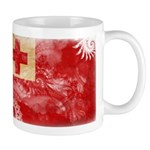 Tonga Flag Mug