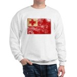 Tonga Flag Sweatshirt