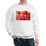 Tonga Flag Sweatshirt