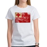 Tonga Flag Women's T-Shirt
