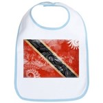 Trinidad and Tobago Flag Bib