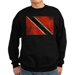 Trinidad and Tobago Flag Sweatshirt (dark)