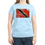 Trinidad and Tobago Flag Women's Light T-Shirt