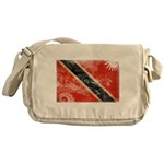 Trinidad and Tobago Flag Messenger Bag