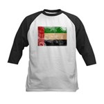 United Arab Emirates Flag Kids Baseball Jersey