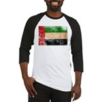 United Arab Emirates Flag Baseball Jersey