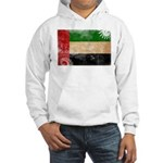 United Arab Emirates Flag Hooded Sweatshirt