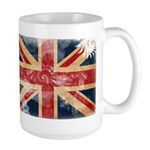 United Kingdom Flag Large Mug