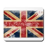 United Kingdom Flag Mousepad