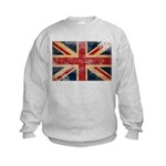 United Kingdom Flag Kids Sweatshirt