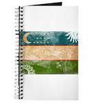 Uzbekistan Flag Journal