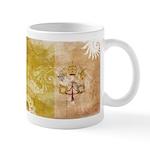 Vatican City Flag Mug