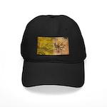 Vatican City Flag Black Cap