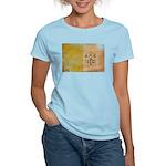 Vatican City Flag Women's Light T-Shirt