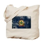 Vermont Flag Tote Bag