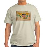 Virgin Islands Flag Light T-Shirt