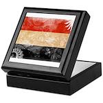 Yemen Flag Keepsake Box
