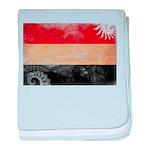 Yemen Flag baby blanket
