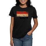 Yemen Flag Women's Dark T-Shirt