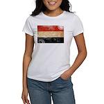 Yemen Flag Women's T-Shirt