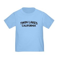 Twin Lakes California T