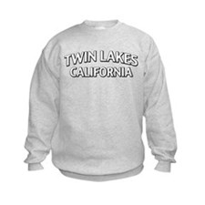 Twin Lakes California Sweatshirt