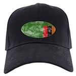 Zambia Flag Black Cap