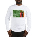 Zambia Flag Long Sleeve T-Shirt