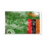 Zambia Flag Car Magnet 20 x 12