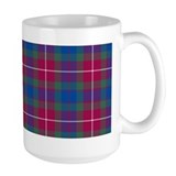 Tartan - Fraser of Lovat Coffee Mug