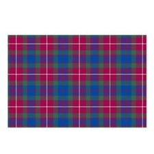 Tartan - Fraser of Lovat Postcards (Package of 8)