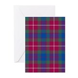 Tartan - Fraser of Lovat Greeting Cards (Pk of 20)