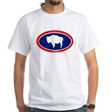 Wyoming Buffalo Shirt