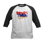 Armenia Flag Kids Baseball Jersey