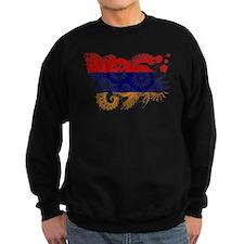Armenia Flag Sweatshirt