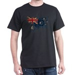 Australia Flag Dark T-Shirt