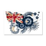 Australia Flag Car Magnet 20 x 12
