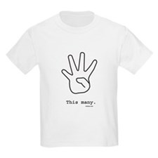 Cute Kids birthday T-Shirt