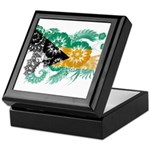 Bahamas Flag Keepsake Box