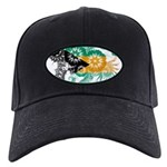 Bahamas Flag Black Cap