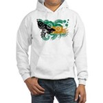 Bahamas Flag Hooded Sweatshirt
