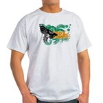 Bahamas Flag Light T-Shirt