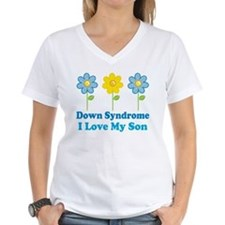 Down Syndrome Son Shirt