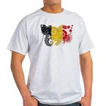 Belgium Flag Light T-Shirt