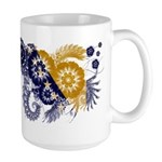 Bosnia and Herzegovina Flag Large Mug