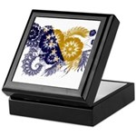 Bosnia and Herzegovina Flag Keepsake Box