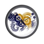 Bosnia and Herzegovina Flag Wall Clock